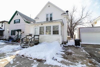 Fort Dodge IA Single Family Home For Sale: $39,900