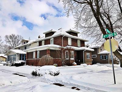 Fort Dodge Single Family Home Pending W/Contingencies: 321 North 16th Street