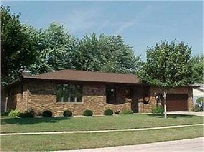 Fort Dodge Single Family Home Pending W/Contingencies: 1785 Rathermel Dr.