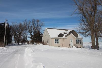 Webster City Single Family Home For Sale: 2065 175th