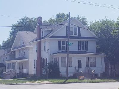 Webster County Multi Family Home For Sale: 27 North 15th St