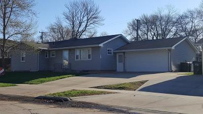 Fort Dodge Single Family Home For Sale: 2715 N 13th St