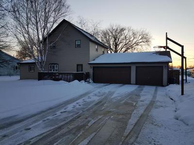 Manson IA Single Family Home For Sale: $119,000