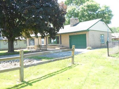 Coalville IA Single Family Home For Sale: $154,900