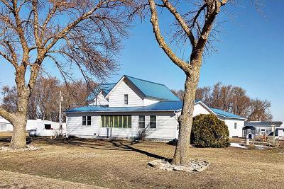 Manson IA Single Family Home For Sale: $225,000