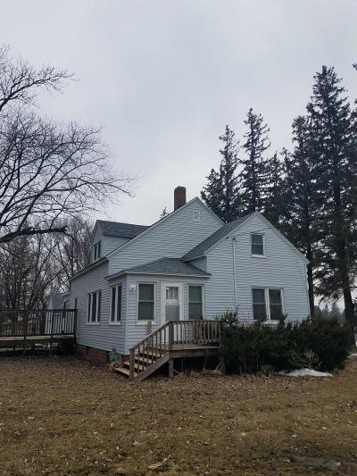 Manson IA Single Family Home For Sale: $68,500