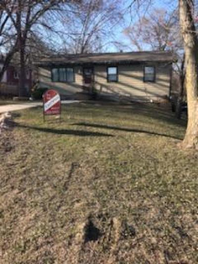 Fort Dodge Single Family Home For Sale: 218 Hawkeye Ave