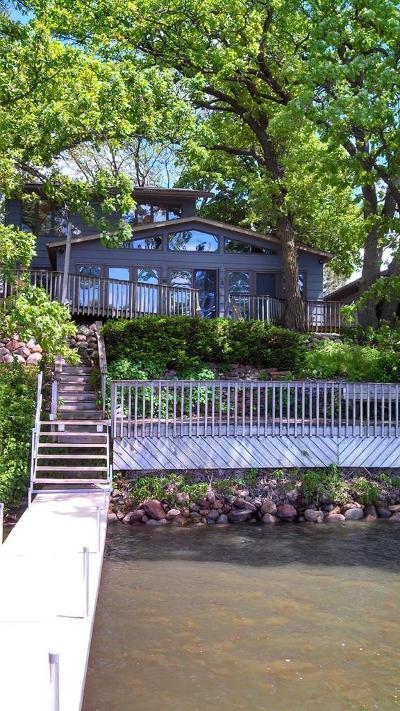 Calhoun County Single Family Home For Sale: 5151 Lakeside Lane