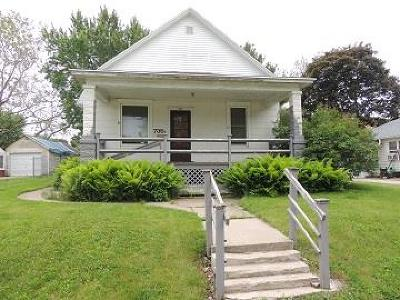Rockwell City Single Family Home For Sale: 735 Lake St
