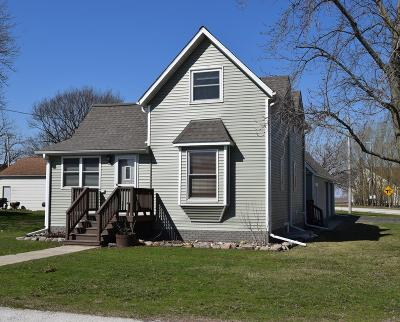 Webster County Single Family Home For Sale: 106 North 2nd Street