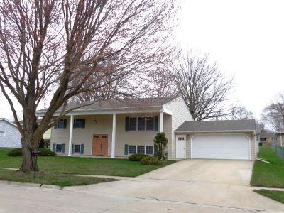 Fort Dodge Single Family Home Pending W/Contingencies: 2739 North 13th Place