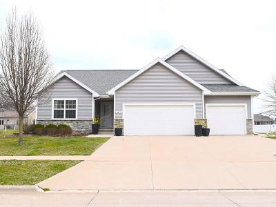 Fort Dodge Single Family Home Pending W/Contingencies: 2817 North 25th Street