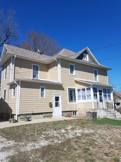 Rockwell City Single Family Home For Sale: 204 N. 1st St.