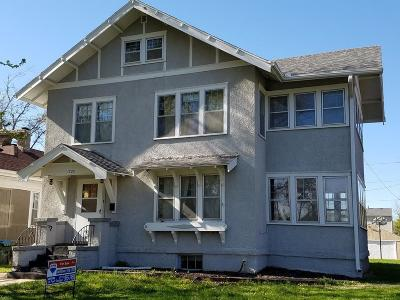 Webster County Single Family Home For Sale: 1720 4th Ave. N