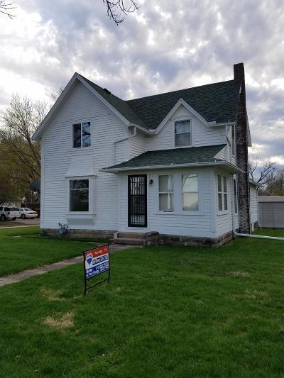 Calhoun County Single Family Home For Sale: 602 Main St.