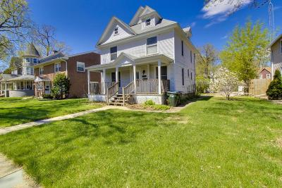 Fort Dodge Single Family Home Pending W/Contingencies: 1226 5th Avenue North