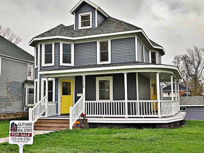 Webster County Single Family Home For Sale: 1710 2nd Avenue North