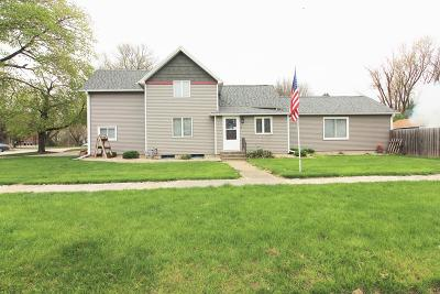 Webster County Single Family Home For Sale: 1408 Lincoln St.