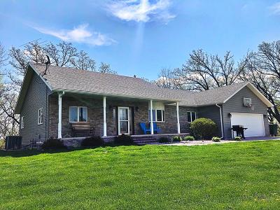 Webster City Single Family Home For Sale: 2520 Inkpaduta Avenue