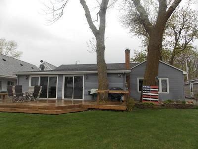 Rockwell City Single Family Home For Sale: 5205 Shady Point Lane