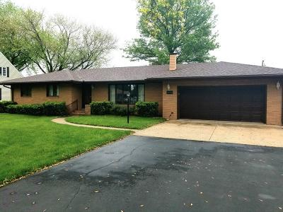 Fort Dodge Single Family Home For Sale: 3239 5th Ave N