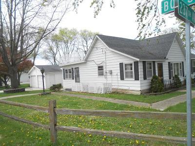 Fort Dodge Single Family Home Pending W/Contingencies: 23837 Boise Street