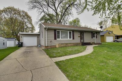 Fort Dodge Single Family Home Pending W/Contingencies: 1627 9th Avenue North