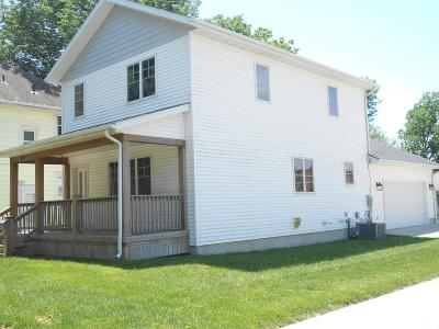 Fort Dodge Single Family Home For Sale: 324 North 9th Street