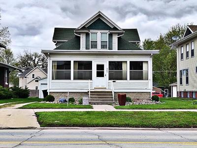 Webster City Single Family Home For Sale: 929 North 2nd Street