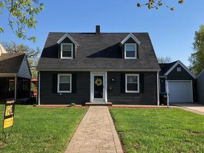 Fort Dodge Single Family Home For Sale: 1616 Elmhurst Avenue