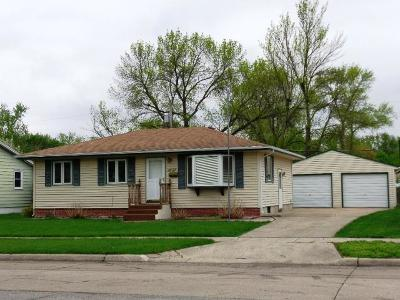 Fort Dodge Single Family Home Pending W/Contingencies: 2627 21st Avenue North