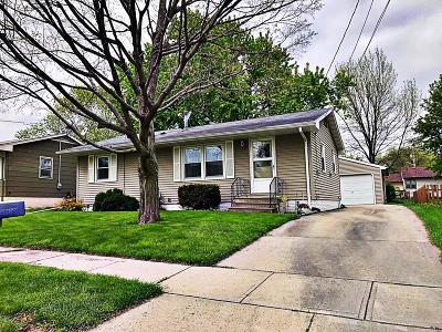 Fort Dodge Single Family Home For Sale: 318 5th Avenue NW