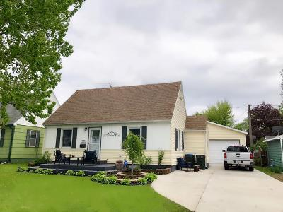 Webster County Single Family Home Pending W/Contingencies: 2237 4th Avenue North