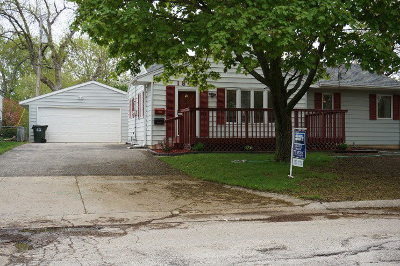 Webster County Single Family Home For Sale: 1809 North 25th Street