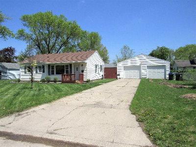 Fort Dodge Single Family Home Pending W/Contingencies: 1121 Kramme Dr.