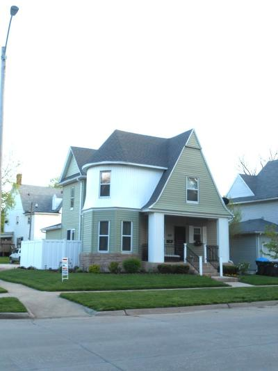Fort Dodge Single Family Home For Sale: 1243 6th Avenue North