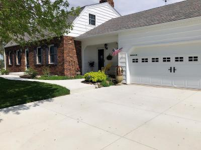 Webster County Single Family Home For Sale: 2038 310th Street