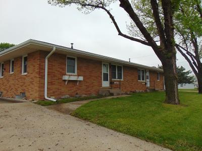 Webster County Multi Family Home For Sale: 2706-2708 2nd Avenue North