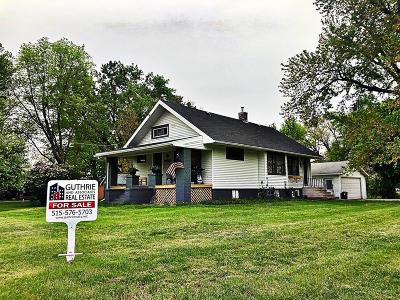 Calhoun County, Hamilton County, Humboldt County, Webster County Single Family Home For Sale: 1502 Main St