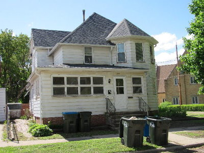 Webster County Multi Family Home For Sale: 314 North 14th St