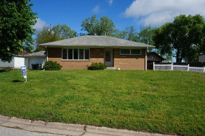 Fort Dodge Single Family Home For Sale: 1530 Crestview Heights