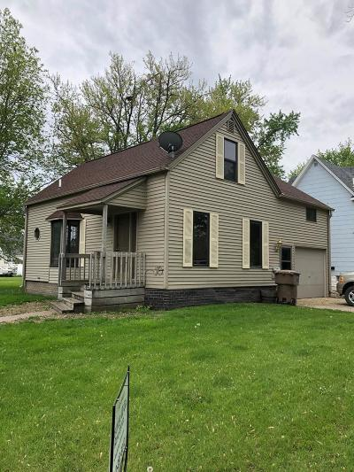 Rockwell City Single Family Home For Sale: 202 Elm St