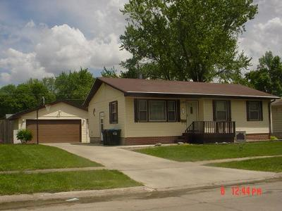 Fort Dodge Single Family Home For Sale: 2638 20th Ave. North
