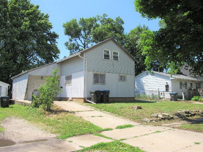 Fort Dodge Single Family Home For Sale: 1412 South 28th St