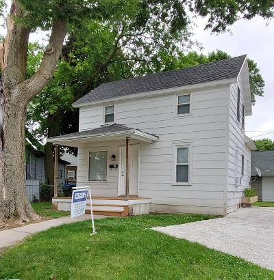 Webster County Single Family Home For Sale: 117 North 13th Street