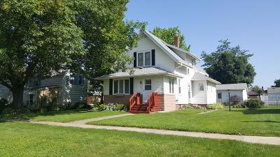 Webster County Single Family Home For Sale: 106 2nd Ave SE