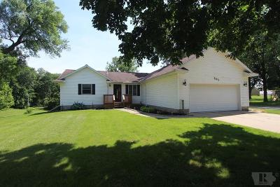 Webster County Single Family Home For Sale: 201 2nd Ave NE