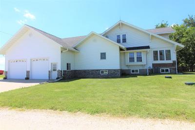 Calhoun County Single Family Home For Sale: 3448 360th St.