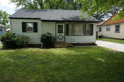 Calhoun County, Hamilton County, Humboldt County, Webster County Single Family Home For Sale: 117 Ave B