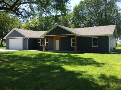 Calhoun County, Hamilton County, Humboldt County, Webster County Single Family Home For Sale: 1106 Mortimer Ave